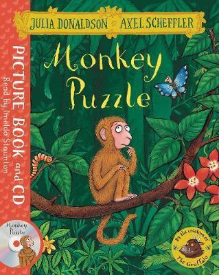 Monkey Puzzle : Book and CD
