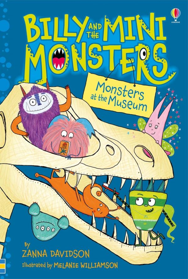 Monsters at the Museum #7 - Billy & the Mini Monsters