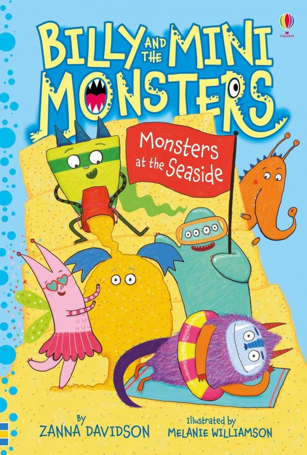 Monsters at the Seaside #8 - Billy & the Mini Monsters