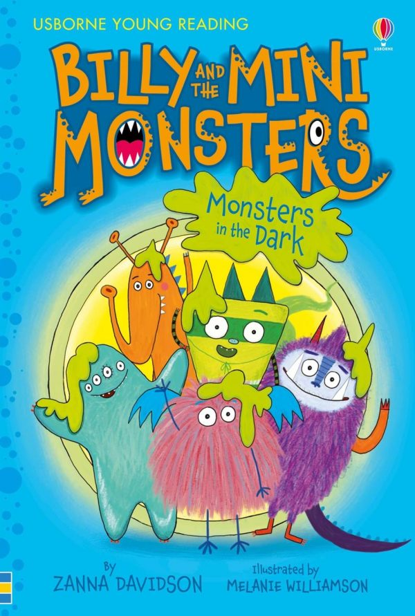 Monsters in the Dark #1 - Billy & the Mini Monsters