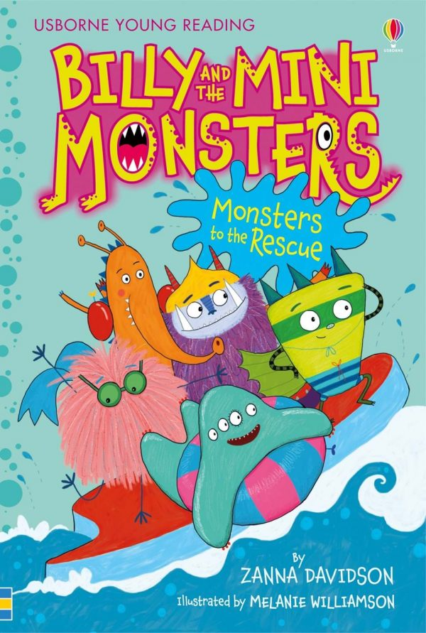 Monsters to the Rescue #3 - Billy & the Mini Monsters