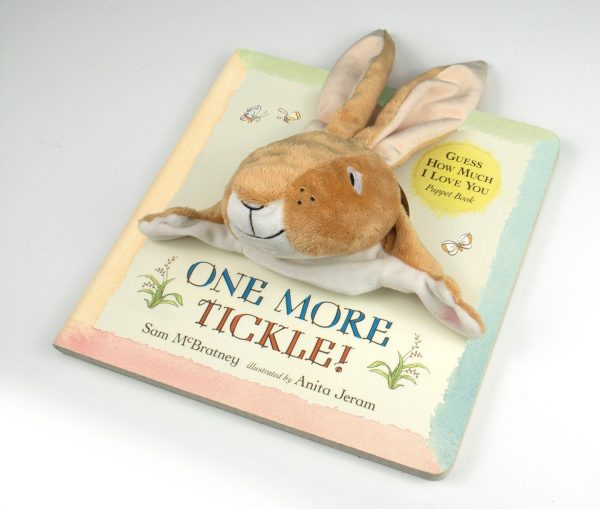 One More Tickle Puppet Book - Guess How Much I love You