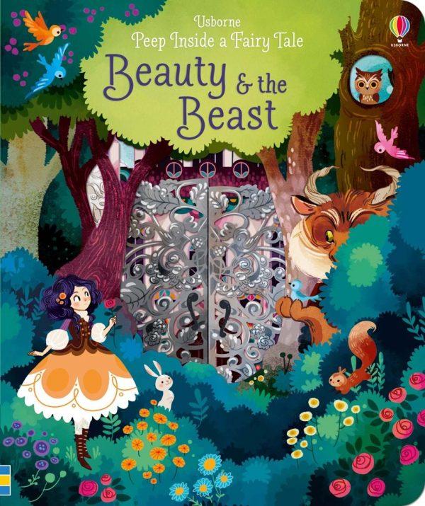 Peep Inside Beauty and the Beast