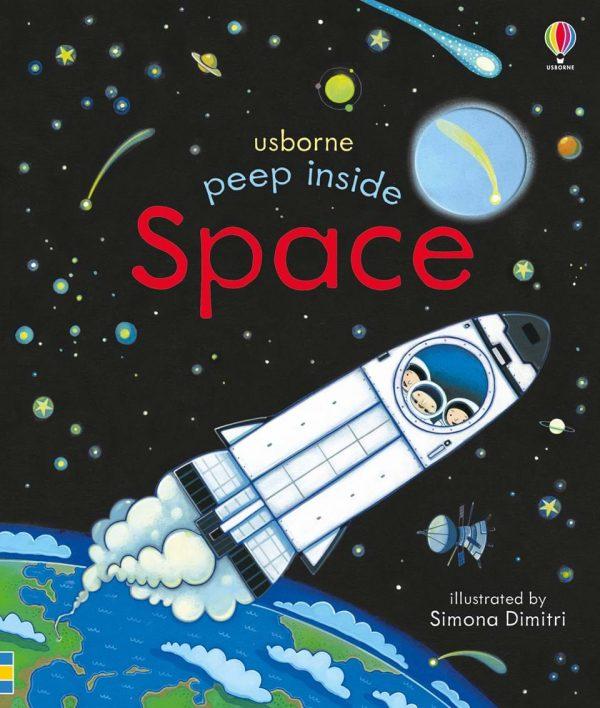 Peep Inside Space