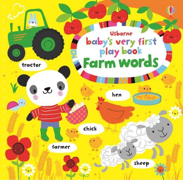 Playbook Farm words + 6 meses