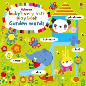 Playbook Garden words + 6 meses