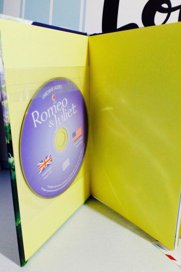 Romeo and Juliet - Libro + CD