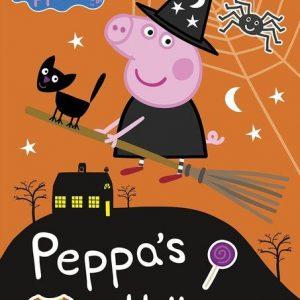 Peppa's Halloween Sticker Activity Book