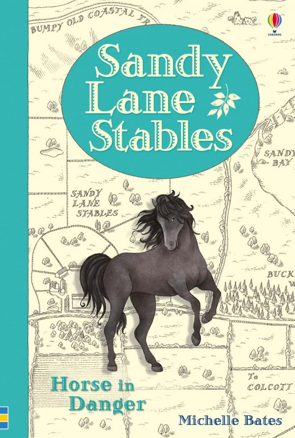 Sandy Lane Stables: Horse in Danger