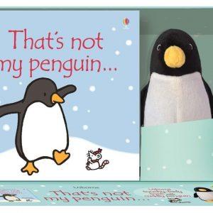 That's not my Penguin... Set de regalo