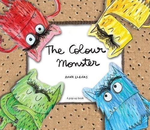 The Colour Monster, pop-up