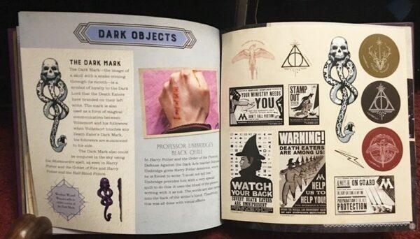 The Dark Arts: A Movie Scrapbook (J.K. Rowling's Wizarding World)