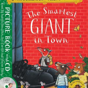 The Smartest Giant in Town (+ CD)