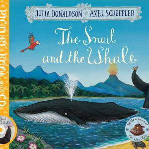 The Snail and the Whale : Book and CD