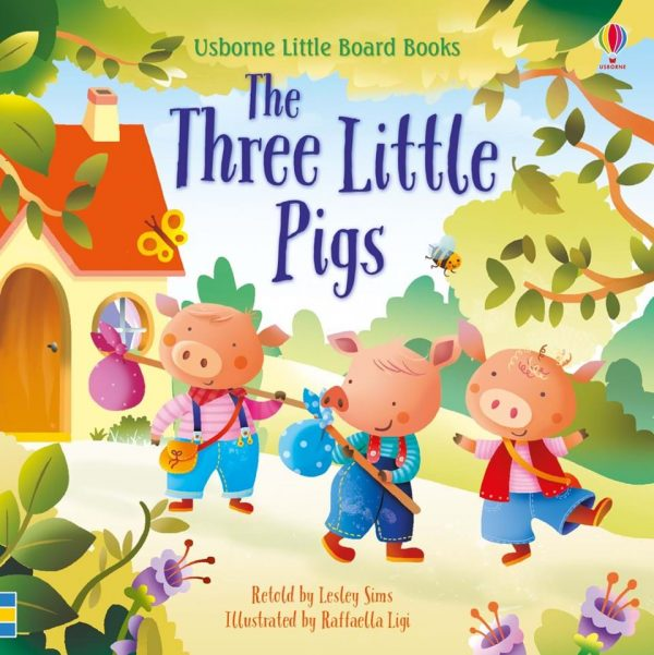 The Three Little Pigs - Little Board Book