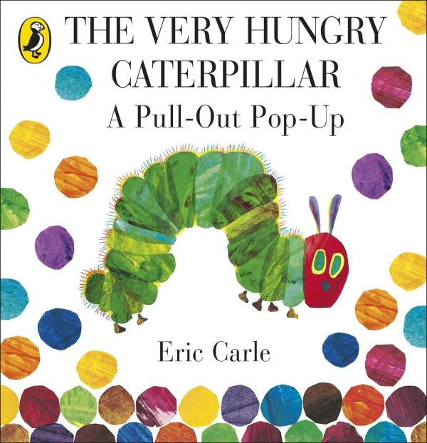 The Very Hungry Caterpillar: a Pull-out pop-up book