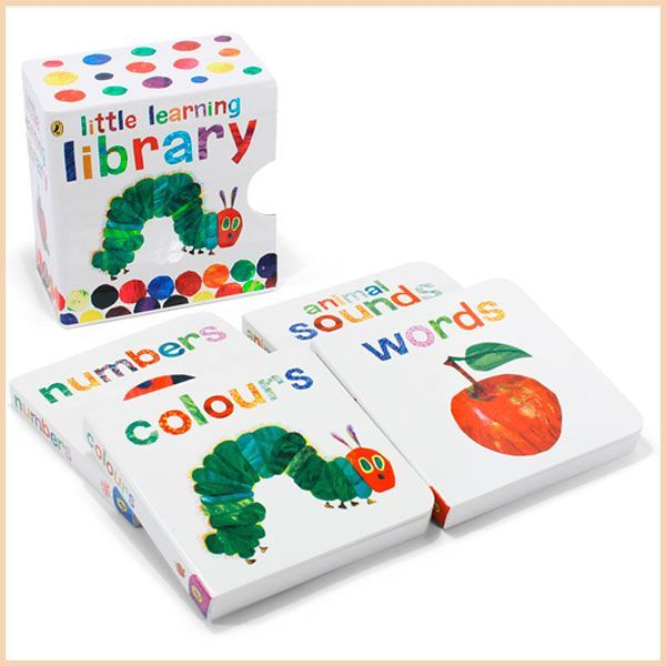 The Very Hungry Caterpillar: Little Learning Library