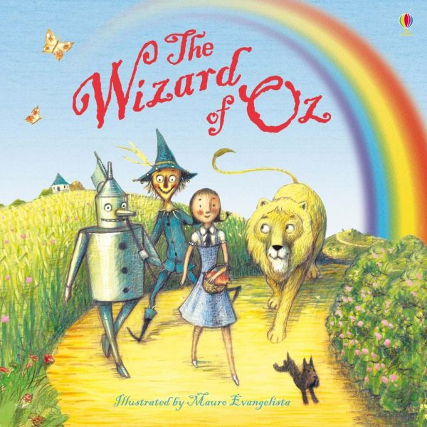 The Wizard of Oz - picture book