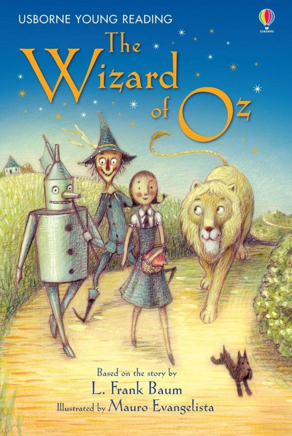 The Wizard of Oz with CD