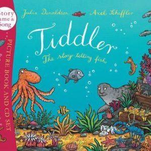 Tiddler the Storytelling fish