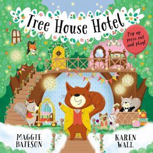 Tree House Hotel - pop up