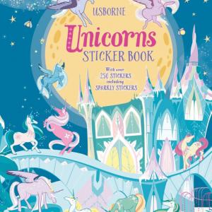 Unicornios - Libro de Pegatinas