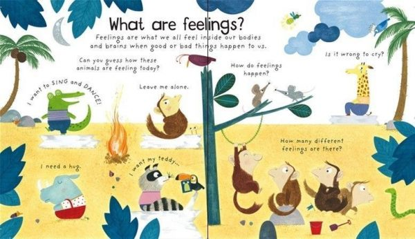 What Are Feelings?