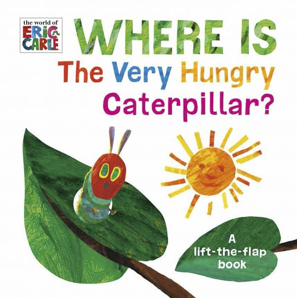 Where's The Very Hungry Caterpillar?