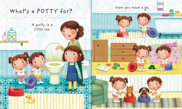 Why do we need a Potty? +2 años