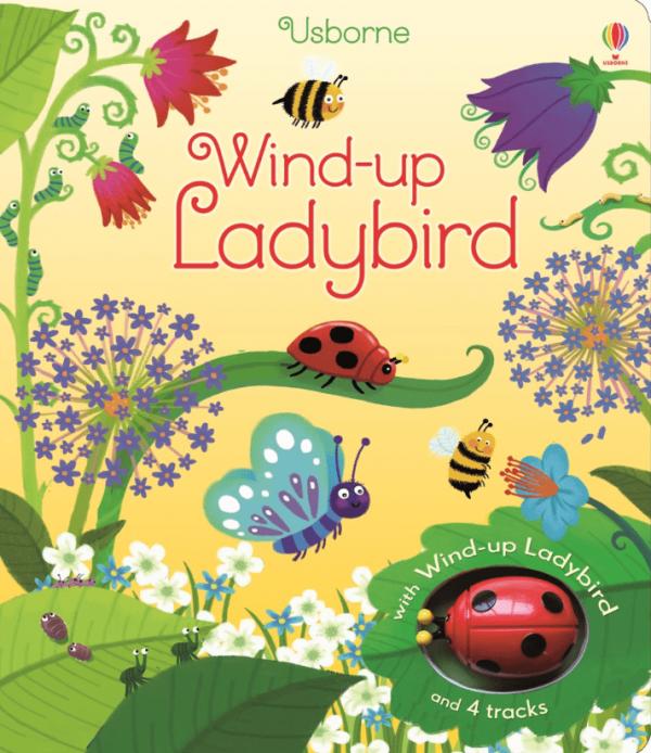 Wind-up Ladybird +3 años - El libro de la Mariquita