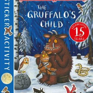 gruffalo Child Sticker Book