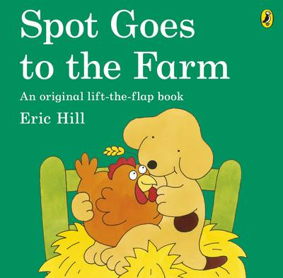 SPOT GOES TO THE FARM