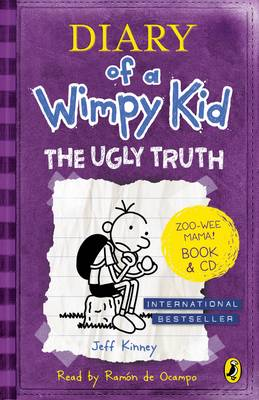 DIARY OF A WIMPY KID 5: THE UGLY TRUTH (BOOK & CD)