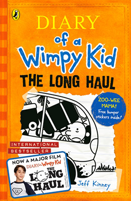 DIARY OF A WIMPY KID 9: THE LONG HAUL