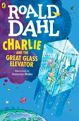 CHARLIE AND THE GREAT GLASS ELEVATOR