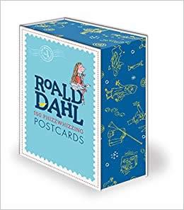 ROALD DAHL 100 PHIZ-WHIZZING POSTCARD BOX