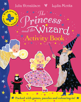PRINCESS AND THE WIZARD ACTIVITY BOOK, THE