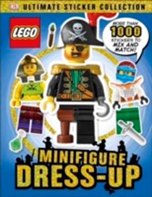 LEGO MINIFIGURE MASH-UP! ULTIMATE STICKER COLLECTI