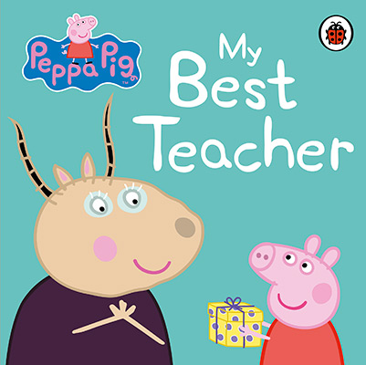 PEPPA PIG: BEST TEACHER
