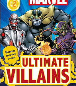 DK READER MARVEL ULTIMATE VILLAINS