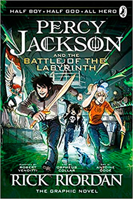 THE BATTLE OF THE LABYRINTH: THE Novela Gráfica (PE