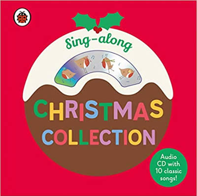 SING-ALONG CHRISTMAS COLLECTION: CD AND BOARD BOOK