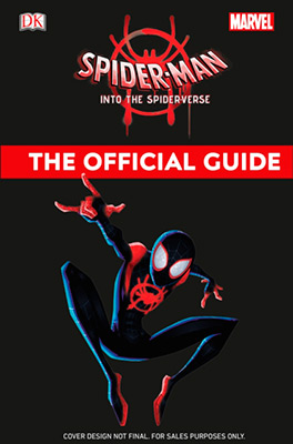 MARVEL SPIDER-MAN ANIMATED MOVIE OFFICIAL