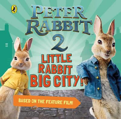 PETER RABBIT MOVIE 2: LITTLE RABBIT BIG CITY