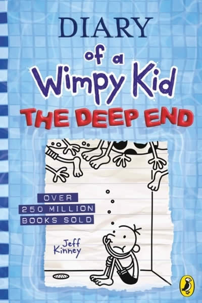 DIARY OF A WIMPY KID 15: DEEP END