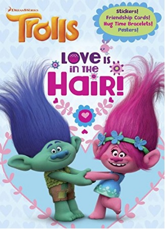 LOVE IS IN THE AIR (TROLLS) (FILM)