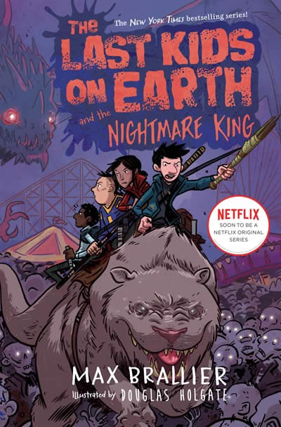 THE LAST KIDS ON EARTH 3 AND THE NIGH (NETFLIX TV)