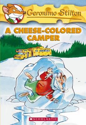 GERONIMO STILTON #16: CHEESE-COLORED CAMPER