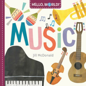 HELLO WORLD! Música