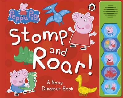 PEPPA PIG: STOMP AND ROAR!
